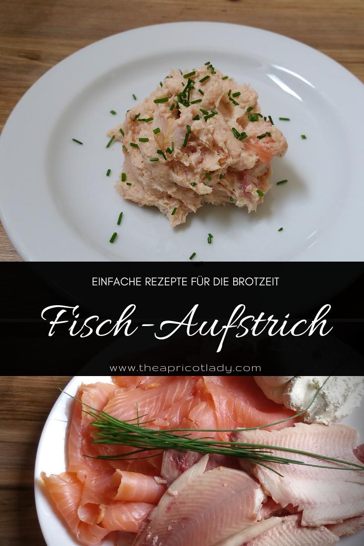 Fisch-Aufstrich einfach & schnell zubereiten - schneller Aufstrich für die Jause (Brotzeit). #fisch #jause #brotzeit #selbstgemacht #aufstrich