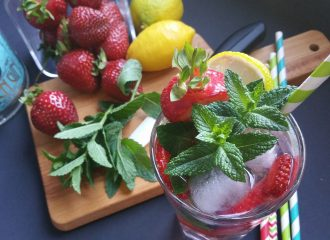 Gin Tonic und ein Garten voller Schätze