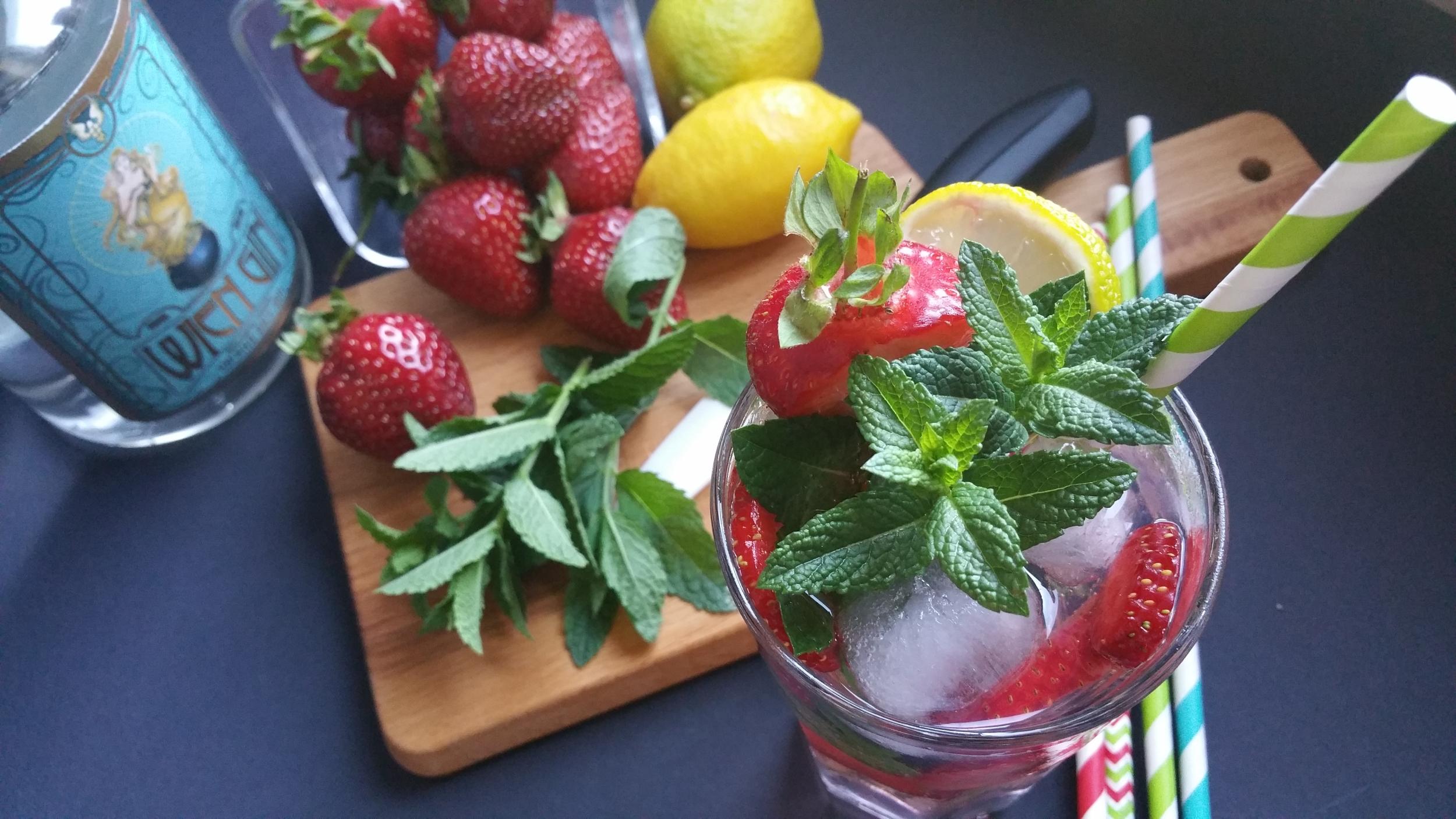 Gin Tonic und ein Garten voller Schätze [Werbung]