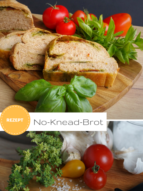 20. #synchronbacken: No-Knead-Brot