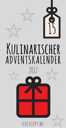 Türchen 15 kulinarischer Adventkalender