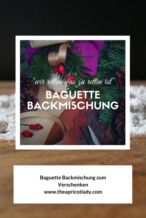 Baguette Backmischung