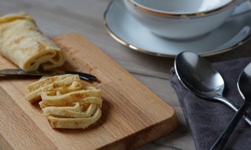 Frittaten – eine typisch österreichische Suppeneinlage