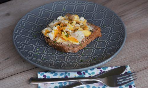 Eierspeisbrot und andere Ideen mit Ei