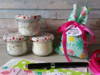 selbst gemachte Geschenke: aromatisierter Zucker