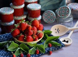 super fruchtige Erdbeermarmelade