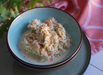 Coleslaw – amerikanischer Krautsalat