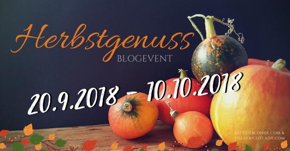 Banner Blogevent Herbstgenuss