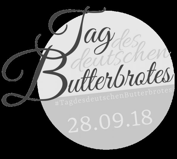 Banner Tag des deutschen Butterbrotes