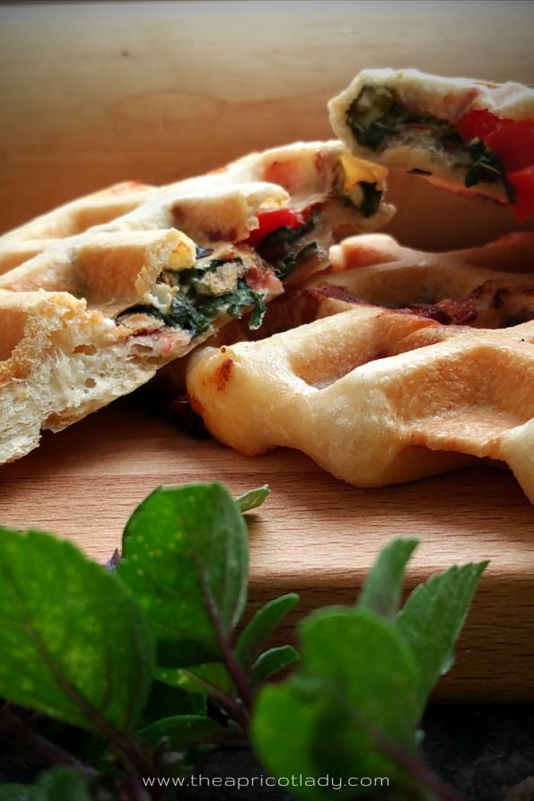 Pizzawaffeln - so hast du Pizza noch nie gegessen