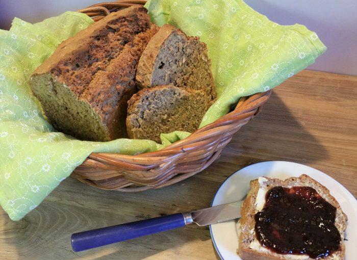 Frau H. und ihr Rezept für Brot