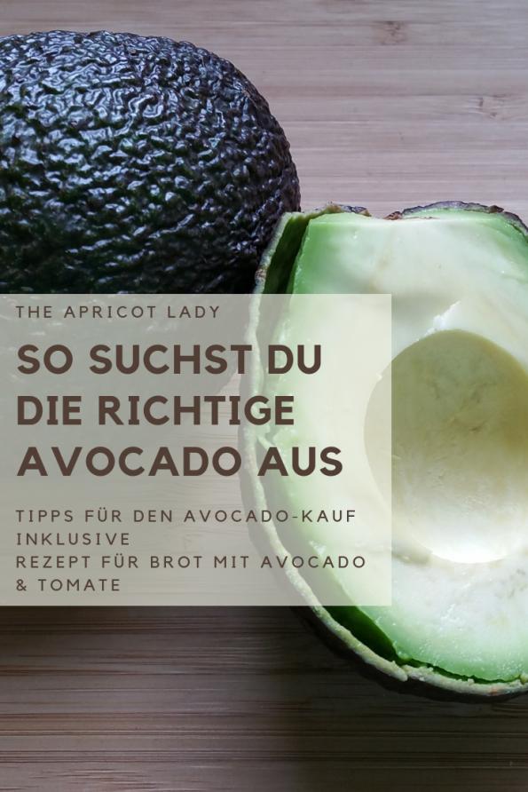 Tipps rund um die Avocado und ein schnelles Rezept für die Brotzeit oder für das Frühstück #vegan #Avocado #toast #rezepte #tipps