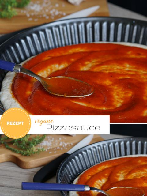Pizzasauce selbst machen