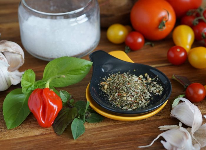 Arrabiata Gewürzmischung #bio #organic #gewürz #kräuter #italienisch