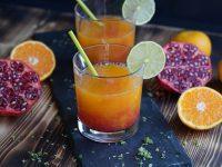 schaurig fruchtiger Halloween-Vitaminkick