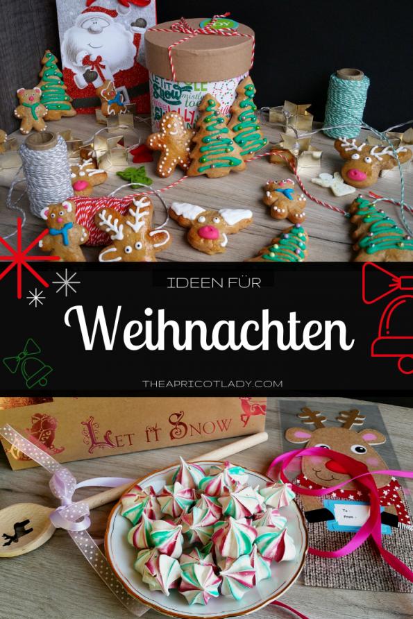 Ideen für Weihnachten - Rezepte - DIY - Geschenke #weihnachten #geschenke #rezepte #diy #xmas