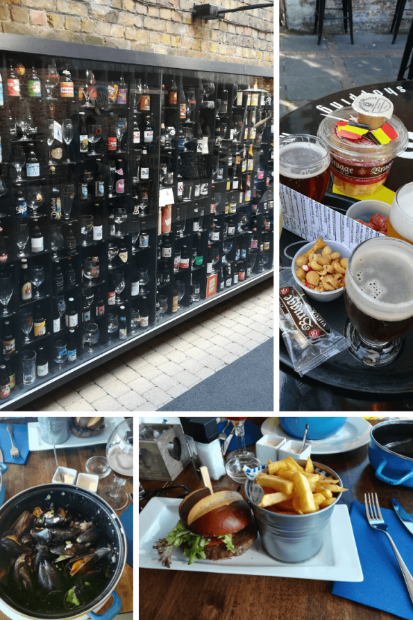 Urlaubseindrücke Belgien