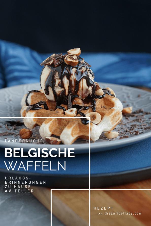 So machst du belgische Waffeln zu Hause! #rezepte #waffeln #backen #süß #yummy