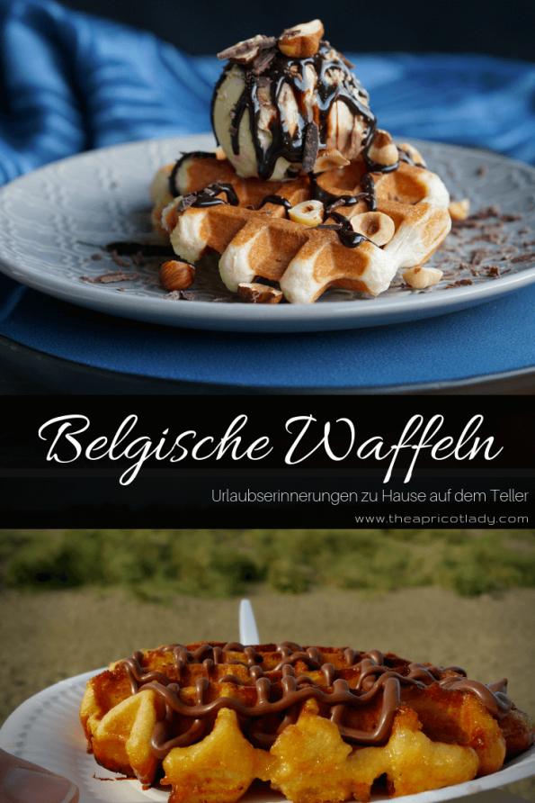 Rezept für belgische Waffeln und ein paar Urlaubseindrücke! #waffeln #rezepte #belgien #hausgemacht #reisen