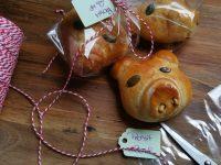 Foodblogbilanz 2018 & Rezept für Silvester-Schweinchen
