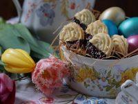 feines Spritzgebäck für Ostern – herrlich mürbe