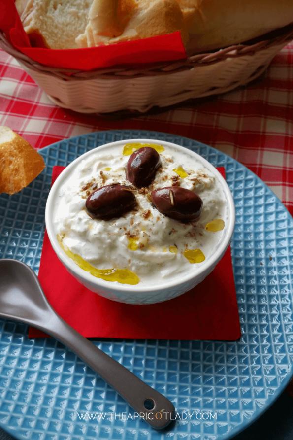 cremiger Tzatziki - einfaches Rezept