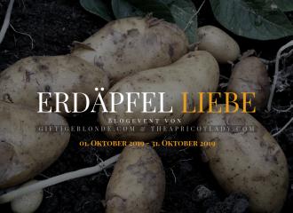 mach mit beim Blogevent Erdäpfel-Liebe - 1. bis 31. Oktober 2019