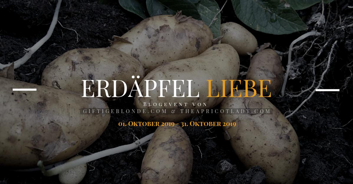 mach mit beim Blogevent Erdäpfel-Liebe – 1. bis 31. Oktober 2019