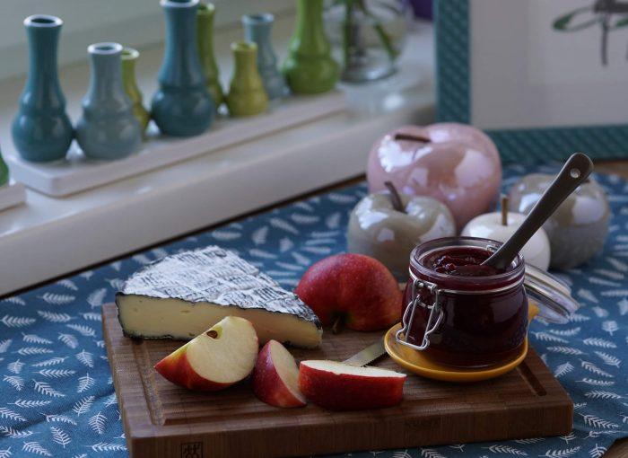 Chili Marmelade mit Brombeeren
