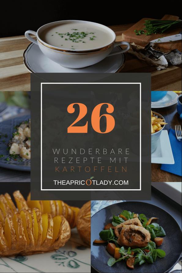 26 wunderbare Rezepte mit Kartoffeln