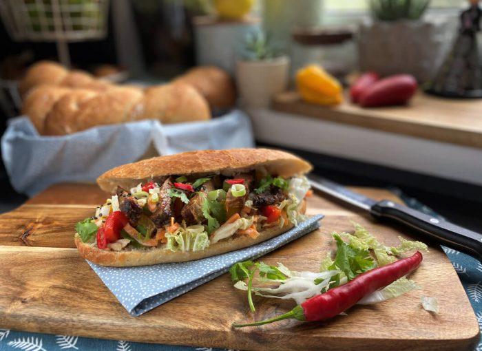 Asia Sandwich