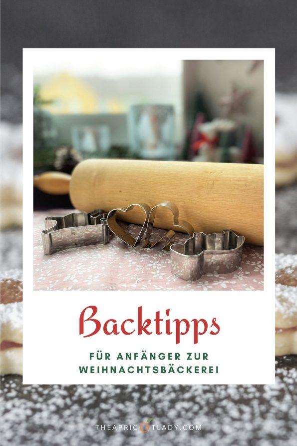 Backtipps für Anfänger zur Weihnachtsbäckerei mit Rezeptempfehlungen